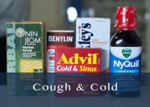 cough & cold products