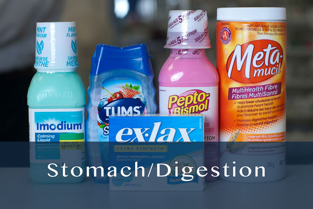 stomach/digestion products
