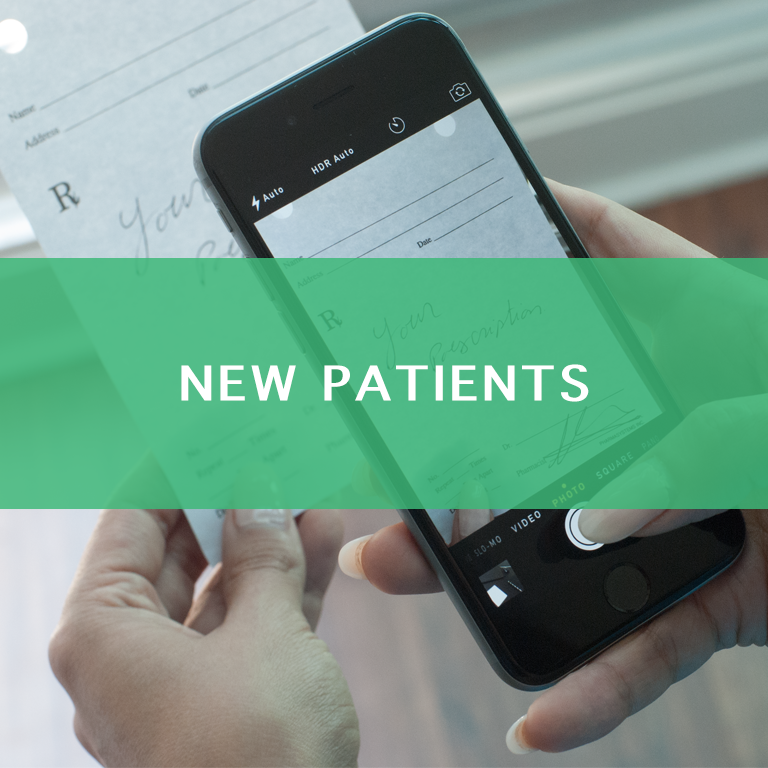 Pre-Order your prescription from your smartphone