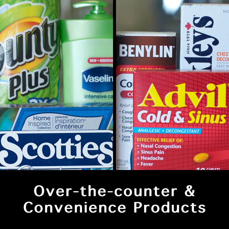 Our Convenience Products